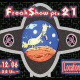 Jaba - Live at FreakShow pt. 21 (01.12.2006 @ Drachenflug / Braunschweig)