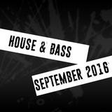 House, Bass & Floorfillers (11/09/16)