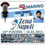 ZONA NAPOLI - Raimondo Marino (ex calciatore azzurro)