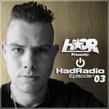 HadRadio Episode #03