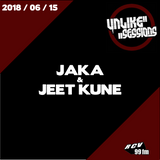 Unlike Sessions Radio Show - 2018-06-15 - Jaka & Jeet Kune - Jungle Special