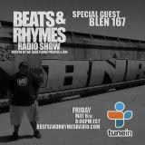 Beats & Rhymes Radio Show 05.06.16 (Blen 167)