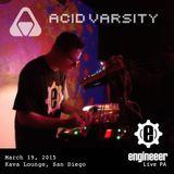 Acid Varsity LIVE PA March 19, 2015