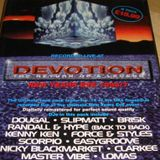 Clarkee & Lomas at Devotion - The Return of a Legend - New Years Eve '96