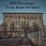Techy Beats - Episode 1 (Nov 2015)