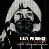 Lilly Phoenix the_Subdermic live for Report2Dancefloor