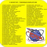 V. ROCKET INT - THROWBACK DUBPLATE MIX