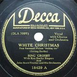 White Christmas - All singers + Remix (mixed and presented by J.Ataíde)