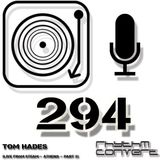 Techno Music | Rhythm Converted Podcast 294 with Tom Hades (Live from Steam - Athens - part 2)