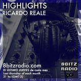 RICARDO REALE - HIGHLIGHTS  - JULIO 2018