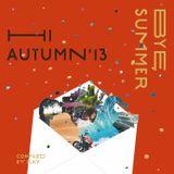Bye Summer, Hi Autumn Mixtape (Autumn Part)