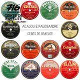 716 Exclusive Mix - Ceints de Bakélite : Acajou et Palissandre