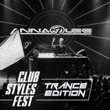 CLUB STYLES FEST - TRANCE EDITION @ Sentrum (08.04.2017)