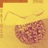 Spring2018_Obtuso(Nu-Disco, IndieDance&House)