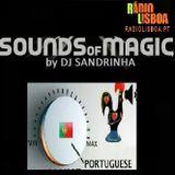 SOUNDS OF MAGIC - DjSandrinha- PortugueseProducers  100%- Radio Lisboa