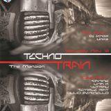 Lina K Techno Train @The Mansion 18/11/2017