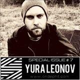 SPECIAL ISSUE # 7 - YURA LEONOV
