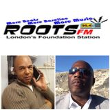 Dr B FT Mel G Roots FM 95.4 14/11/2019