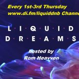 Rom Heavven - Liquid Dreams 022 year 2018