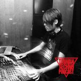 TAIWAN TECHNO PODCAST @ 52 - Terrence J (201#6 Plastik live set)20141028
