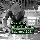 David -D. InThe house febrero 2014