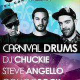 DJ CamD - Carnival Drums (Sesion Feb. 2012)