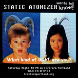 Static Atomizer 74 - 4.21.2018 - Swintronix - Freeform Portland