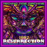 RESURRECTION 1992: Prodigy, Beltram, Deadkirks, Holy Noise, Carl Cox, Hypnotist, Praga Khan, Altern8