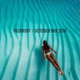 PASHKOFF - October Mix 2018