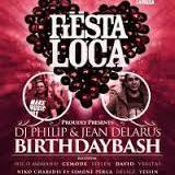 dj's Mike B vs Moeinza @ La Rocca - Fiesta Loca 20-09-2014