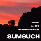 Sumsuch - 'Lasal' Mix (for DeepWit Recordings)