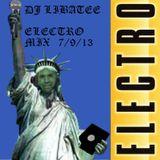 libz oldskool electro mix