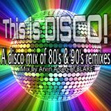 This is DISCO! Mixed & post-production by Arvin Arceo of BLARE