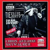 CHRIS ANNAKIN - LOVE RAVE PARTY - OSN RADIO PLUS - 19.02.19