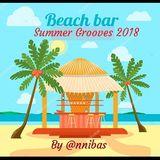 Beach Bar Summer Grooves 2018 By @nnibas