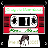 Poor Mono - mE AbuRrO XX1 - Ortografía Matemática 16.10.16