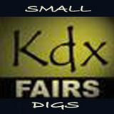 small kdx fairs digs