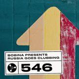 Bobina – Nr. 546 Russia Goes Clubbing (Eng) #546