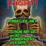 K Super Featuring Meffry MC - Fright Night Radio 21.07.18