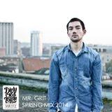 DOTmix 012 - Mr. Grit - Spring Mix 2014