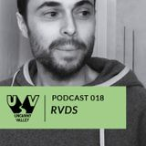 UV Podcast 018 - RVDS