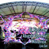 BigCrow - Asureti Misterica Live set