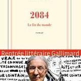 """Entretien avec Boualem Sansal pour """"2084 - La fin du monde"""" (Gallimard, 2015)"""