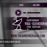 Elevation - Music with Feeling Nov 21st, 2016 on The Ground Radio Show by Yogi (Solid Garage TO.)