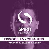 Spirit Podcast EP 46 - 2014 Hits