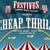 Cheap Thrill @ Festivus 12 (2016)