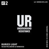 Buried Light w/ Ashtrejinkins & Nomadico - 9th January 2018