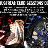 Industrial Club Sessions 004: Tag Set w/DJ AnnaKonda