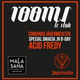 """Acid Fredy -Session  """"Rooms Leclub"""" - 3 Oct 2014"""