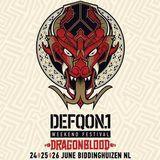 Caine @ Defqon.1 Weekend Festival 2016 - Indigo Stage
